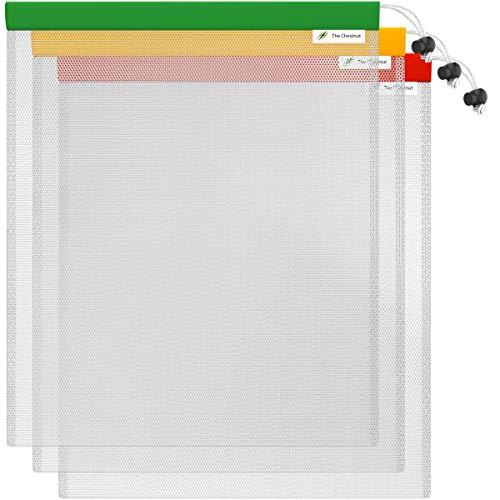 - The Chestnut Drawstring Laundry Bag - 3 Pack 12