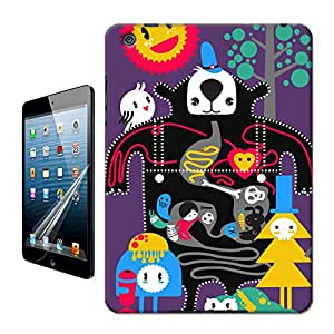 Protect The Land Hard Cover Case for Apple iPad mini Designed by Bradley's Shop