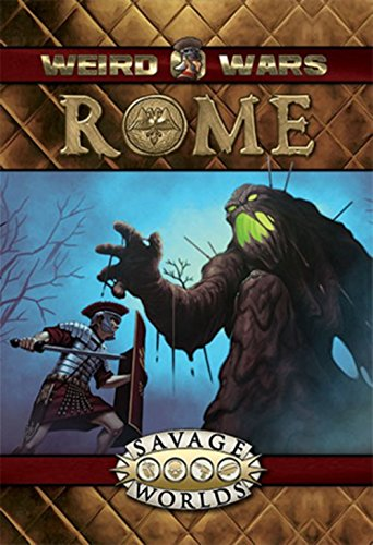Weird Wars  Rome  Hardcover  S2p10601le