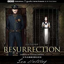 Resurrection Audiobook by Leo Tolstoy Narrated by Alastair Cameron