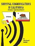 Survival Communications in California, John Parnell, 1625120125