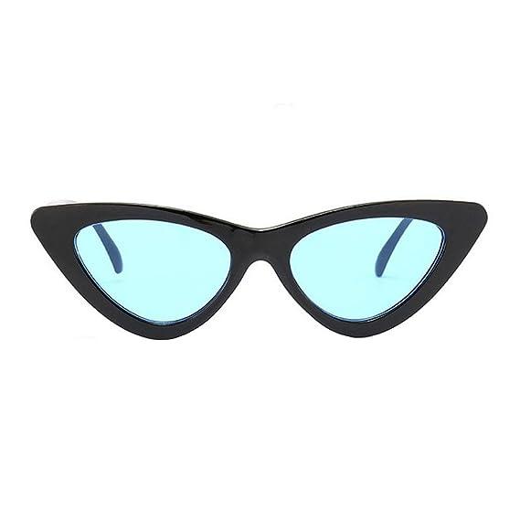 14419c4aea Logobeing Gafas de Sol De Ojos de Gato, Moda Chic Super Cat Eye Gafas de Sol  Mujer Vintage Retro Eyewear (A): Amazon.es: Ropa y accesorios