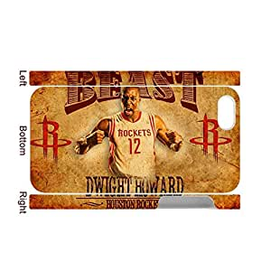 Generic For Apple Iphone 4S 4 Th With Dwight Howard 1 Unique Back Phone Case For Girls Choose Design 1-1