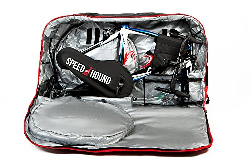 Flash Sale! Speed Hound FREEDOM Road and Mountain Bike Travel Bag/Case by Speed Hound (Image #2)