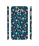 Casotec Aquarium Texture Design 3D Printed Hard Back Case Cover for Samsung Galaxy E7
