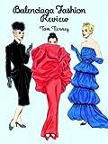 Balenciaga Fashion Review, Tom Tierney, 0486410471