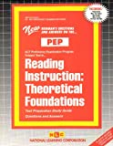 Reading Instruction : Theoretical Foundations, Rudman, Jack, 0837355265