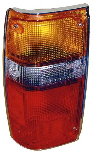 (Depo 312-1911L-AS1 Toyota Pickup/4Runner Driver Side Replacement Taillight)