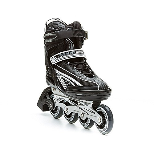 5th Element Panther XT Mens Inline Skates Black-Gray 8.0 by 5th Element (Image #7)