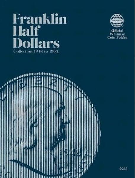 KENNEDY HALF DOLLARS #3 2004-2015-D WHITMAN FOLDER #1938