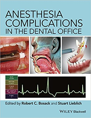 Anesthesia Complications in the Dental Office - Kindle