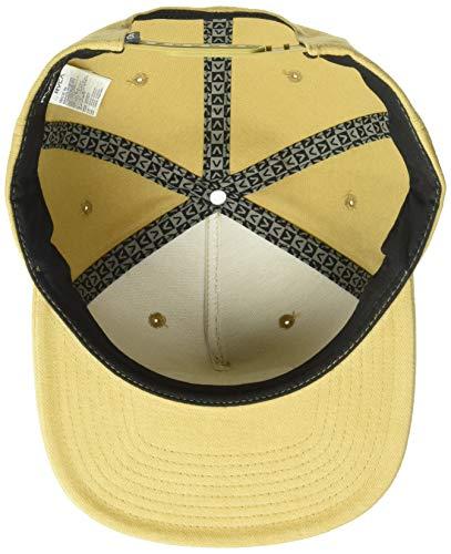huge discount cc6cb dc3d4 Amazon.com  RVCA Men s Station Snapback HAT, Khaki, ONE Size  Clothing