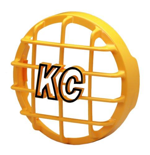 KC HiLiTES 7213 6″ Yellow ABS Stone Guard – Single Guard