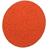 3M PSA Cloth Disc 777F, Ceramic Aluminum Oxide, 12'' Diameter, 60 Grit (Pack of 10)