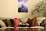Wall Art Print entitled Mist Over The Water Washing Over The Rock South I by Design Pics