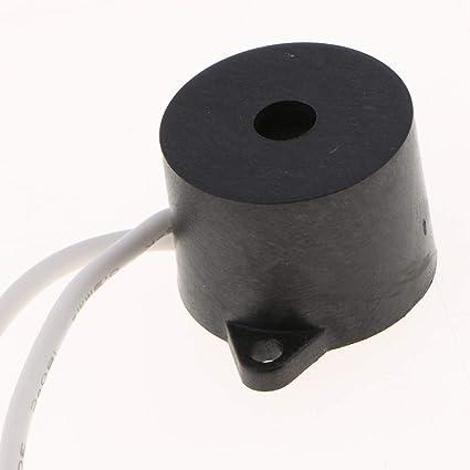 non-brand Zumbador Activo Continuo Piezoel/éctrico 210-250V con Cable Principal