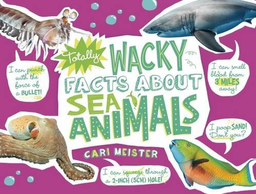 Totally Wacky Facts about Sea Animals (Mind Benders: Mind Benders)