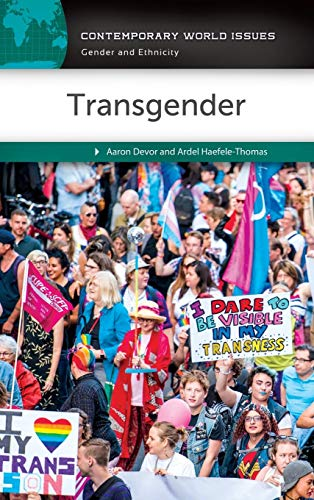 Pdf Social Sciences Transgender: A Reference Handbook (Contemporary World Issues)