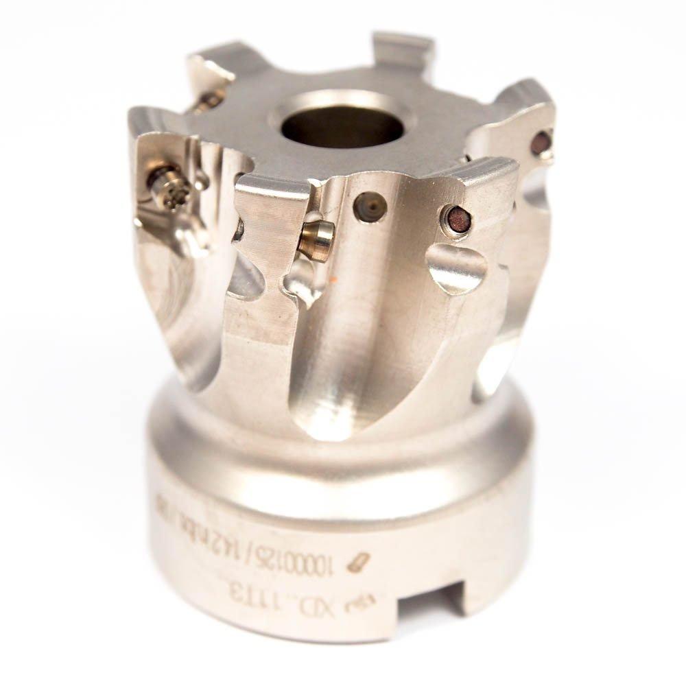 HERTEL Indexable Square Shoulder Face Mill 1-1//2 HMC422R-1.50.06-11-175