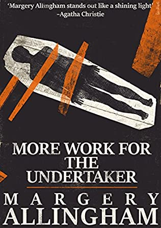 book cover of More Work for the Undertaker