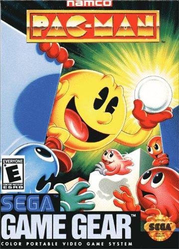 Pac-Man (Sega Game Gear)