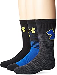Boys Phenom Curry Crew (3 Pack)