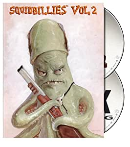 Squidbillies: Volume Two (DVD)