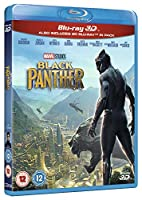 Black Panther 3D + 2D Blu-ray