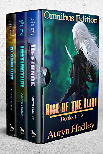 THE RISE OF THE ILIRI Volumes 1-3: A Reverse Harem Epic Fantasy Series