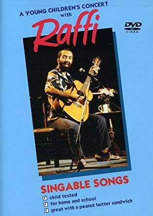Amazon com: A Young Children's Concert with Raffi: Raffi