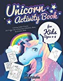 Unicorn Activity Book for Kids Ages