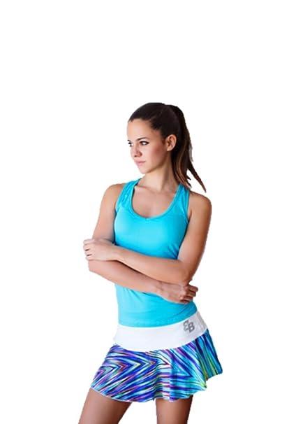 Desconocido Camiseta Basica Chica Turquesa Talla XL: Amazon ...