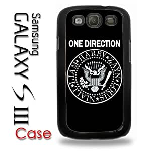 Samsung Galaxy S3 Plastic Case - One Direction 1D Seal