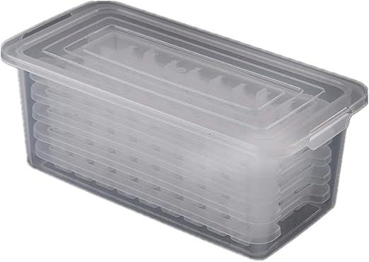 Compra Cubo de hielo molde de hockey sobre hielo molde ba Bandeja ...