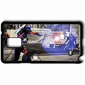 Personalized Samsung Note 4 Cell phone Case/Cover Skin Addition Earth Vancouver Reapers Fury Annihilation Field Paladin Black
