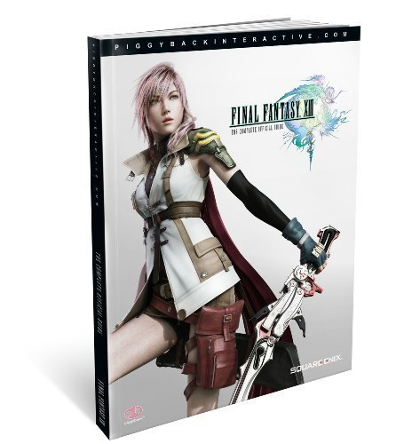 The Final Fantasy XIII Complete Official Guide of Piggyback on 09 March 2010