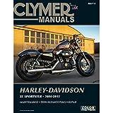 Clymer Harley-Davidson XL883 & XL1200 Sportster (2004-2013) (53150)