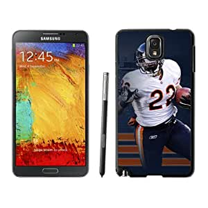 American Football Player Matt Forte Number-22 11 Black Abstract Samsung Galaxy Note 3 Phone Case