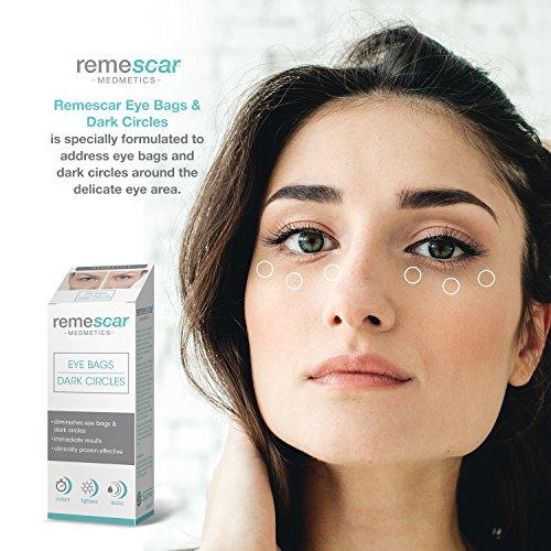 Remescar | Eye Bags & Dark Circles | Cream for Under Eye Bags | Dark