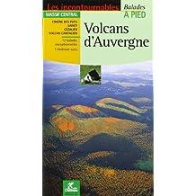Volcans d'Auvergne à Pied (12 Balades)