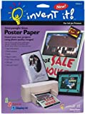 Invent It 90500 ! Poster Paper