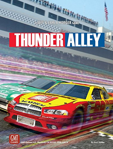 Thunder Alley Board Game by GMT Games