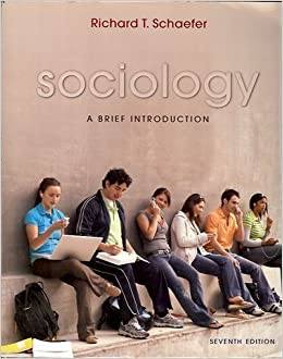Amazon sociology a brief introduction 7th edition copyright amazon sociology a brief introduction 7th edition copyright 2008 richard schaefer books fandeluxe Image collections