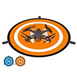 Kupton DJI Mavic Pro Landing Pad, Drone and Quadcopter Landing Pad 30'' Waterproof Foldable Portable Helicopter Launch Pad for Mavic Air, DJI Mavic Pro, DJI Spark, DJI Phantom 4/4 Pro and More