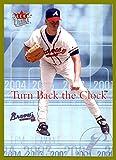 2004 Ultra Turn Back the Clock #12 Tom Glavine HOF ATLANTA BRAVES