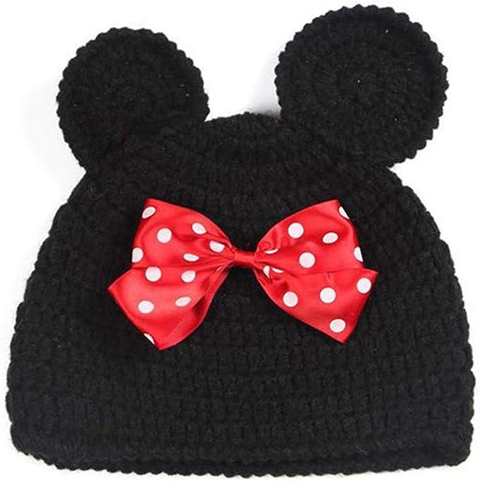 Fliyeong - Disfraz de Mickey Mouse para bebé Hecho a Mano: Amazon ...