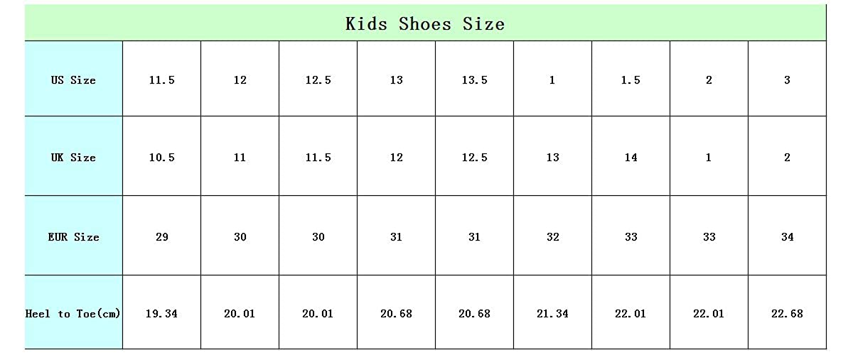 FOR U DESIGNS Short Ankle Lightweight Kids Girl Waterproof Winter Snow Boots