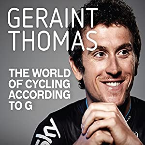The World of Cycling According to G Audiobook