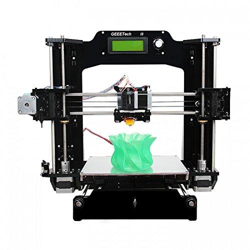 877d2db577ff4 50%OFF GEEETECH Unassembled Prusa I3 X 3D printer DIY kit(Nozzle Size