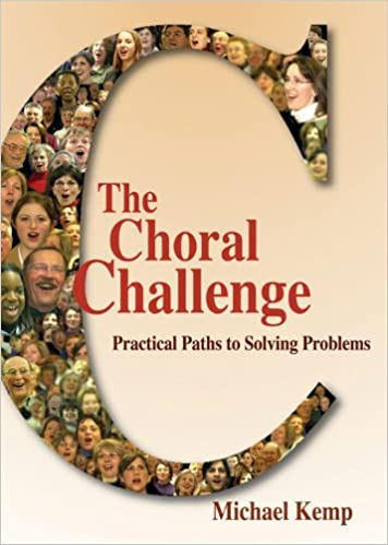 the choral challenge kemp michael